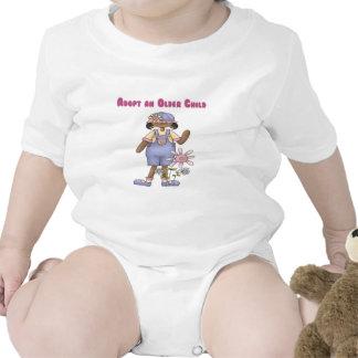 Adopt an Older Child Baby Bodysuit