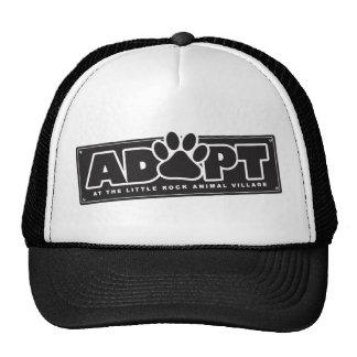 """Adopt at LRAV"" Hat"