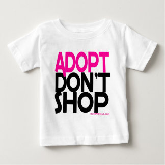 Adopt Don't Shop! Support Rescues Efforts! Shirts