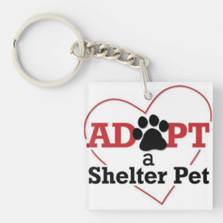 Adopt Key Chain