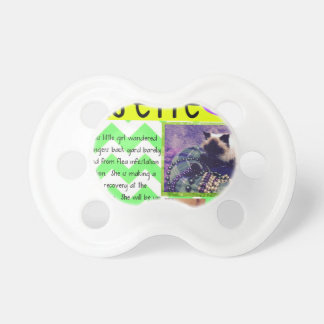 ADOPT Musette! Baby Pacifier