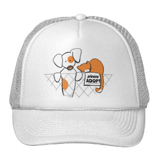 Adopt Pets Patch Rusty™ Trucker Hats