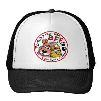 Adopt your next BFF-Animal Rescue Cap