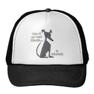 Adopted~Black Hat