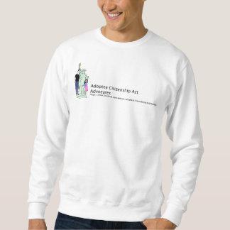 Adoptee Citizenship Act M's Sweatshirt