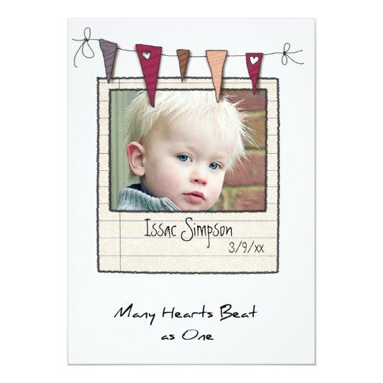 adoption announcement photo cards