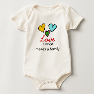 adoption baby bodysuit