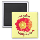 Adoption Brings Love Magnet