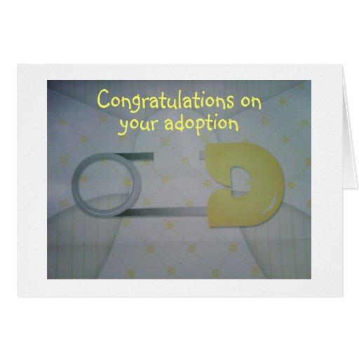 Adoption Cards, Photo Card Templates, Invitations & More