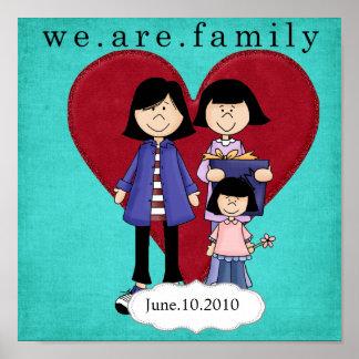 adoption day poster
