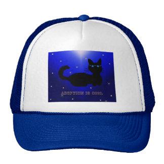 Adoption is cool mesh hats