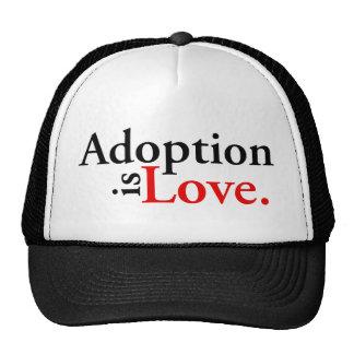 Adoption Is Love Trucker Hat