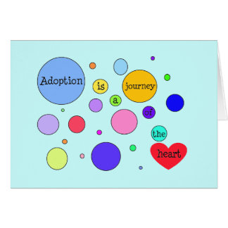 Adoption Journey of Heart Circles Card