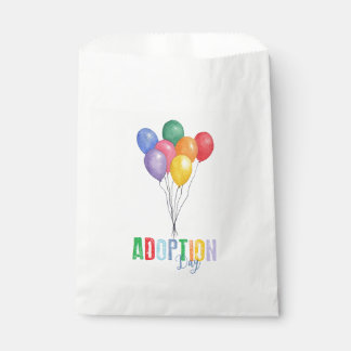 Adoption Party Collection Favour Bags