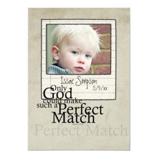 adoption photo  announcement