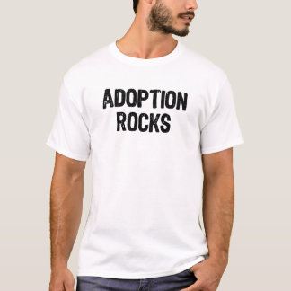 Adoption Rocks T-Shirt