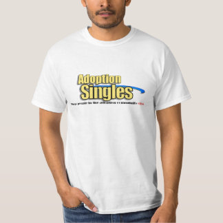 Adoption Singles.com Logo Shirt