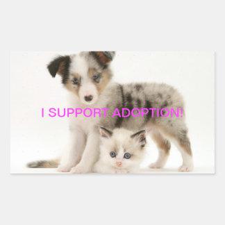 Adoption Sticker