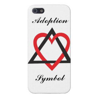 Adoption Symbol Case iPhone 5/5S Covers