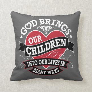 Adoption Tattoo Cushions