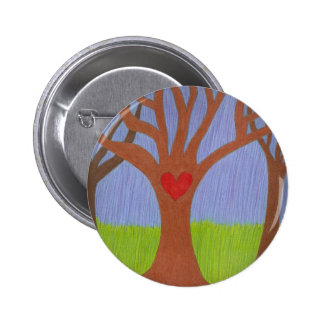 Adoption Tree 6 Cm Round Badge