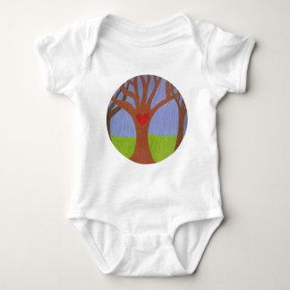 Adoption Tree Baby Bodysuit
