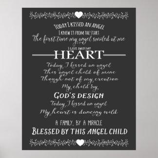 Adoption verse or Adoption- Adoption Quote Poster