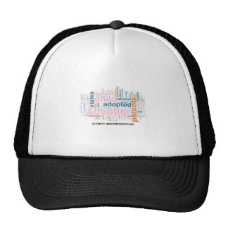 adoption-word-cloud_~k2131671 trucker hat