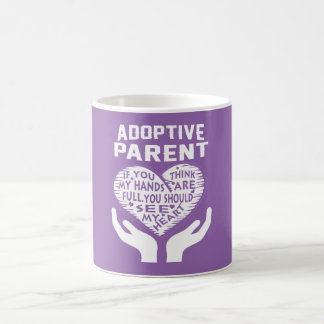 Adoptive Parent Coffee Mug