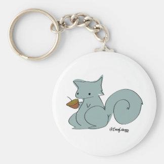 Adora-Squirrel Key Ring