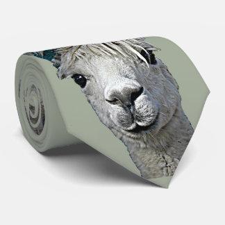 Adorable Alpaca Tie