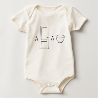 Adorable Baby Bodysuit
