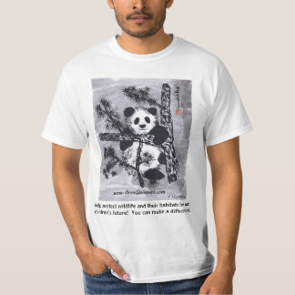 Adorable Baby Panda T-Shirt