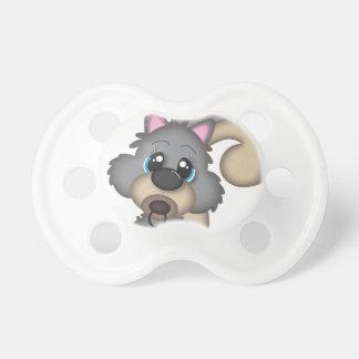 Adorable Baby Squirrel Pacifier Unisex