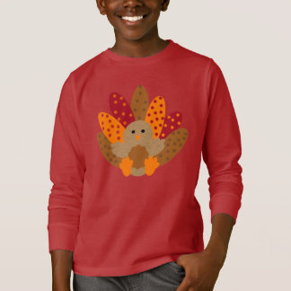 Adorable Baby Turkey T-Shirt