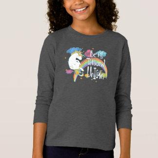 Adorable Be My Personal Unicorn   Sleeve Shirt