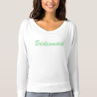 Adorable Bridesmaid Shirt