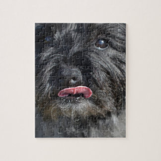 Adorable Cairn Terrier Jigsaw Puzzle