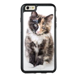 Adorable Calico Kitten OtterBox iPhone 6/6s Plus Case