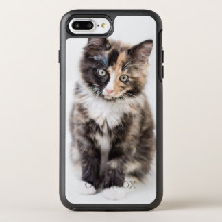 Adorable Calico Kitten OtterBox Symmetry iPhone 8 Plus/7 Plus Case