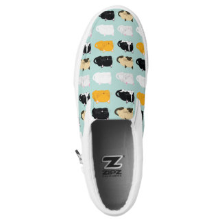 Adorable Cats Pattern Printed Shoes