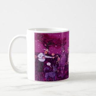 Adorable Cows on Jupiter's Moon, Europa Classic White Coffee Mug