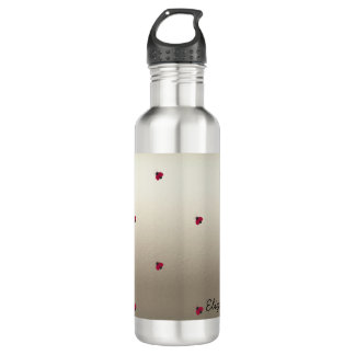 Adorable Cute ,Ladybugs,Luminous-Personalized 710 Ml Water Bottle