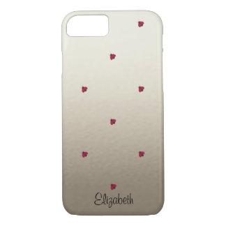 Adorable Cute ,Ladybugs,Luminous-Personalized iPhone 8/7 Case