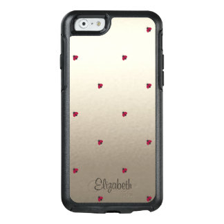 Adorable Cute ,Ladybugs,Luminous-Personalized OtterBox iPhone 6/6s Case