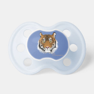 Adorable Cute,Tiger -Personalized Pacifiers