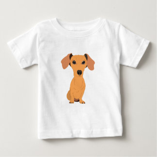 Adorable Dachshund Baby T-Shirt