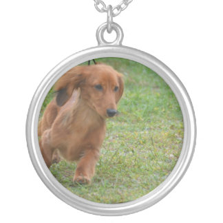Adorable Dachshund Puppy Pendants