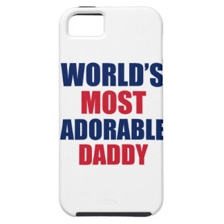 Adorable Daddy iPhone 5 Case