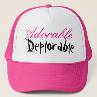 Adorable Deplorable Hat